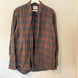 Billy ried flannel shirt